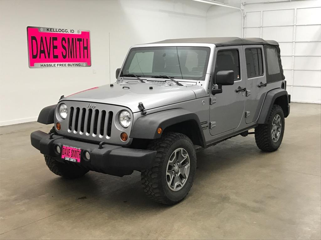 Pre-Owned 2013 Jeep Sport