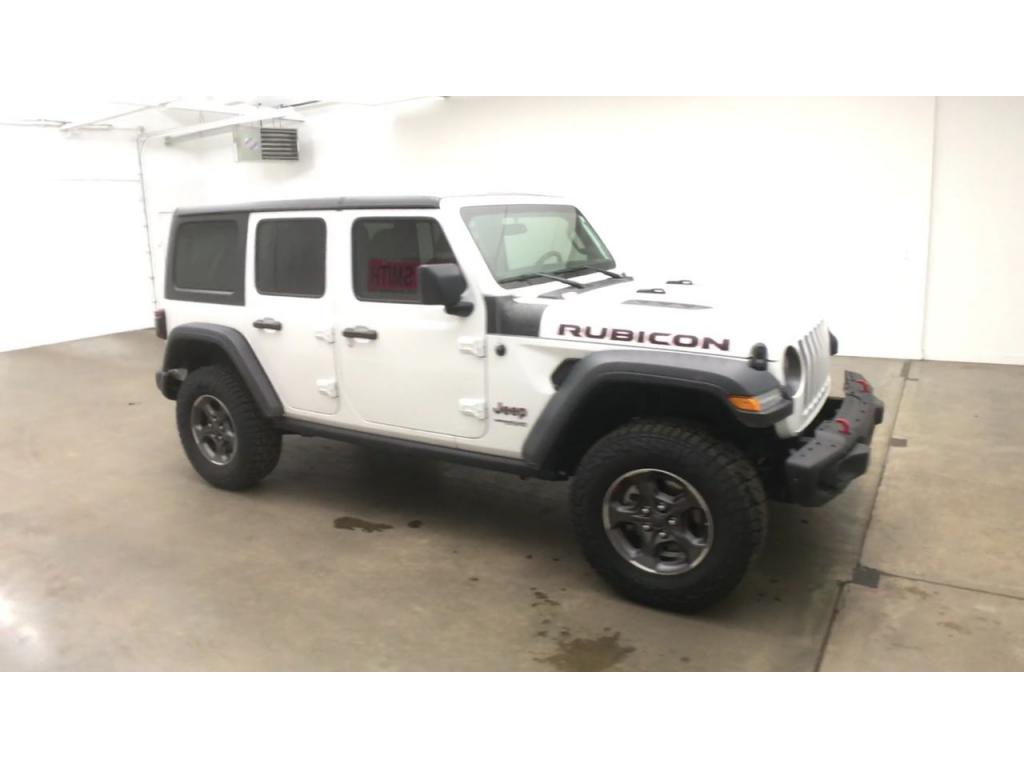 Certified Pre-Owned 2018 Jeep Rubicon