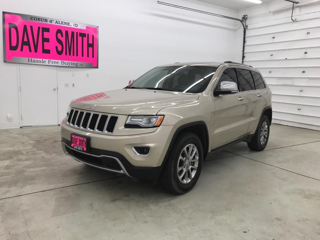 Pre-Owned 2015 Jeep Limited