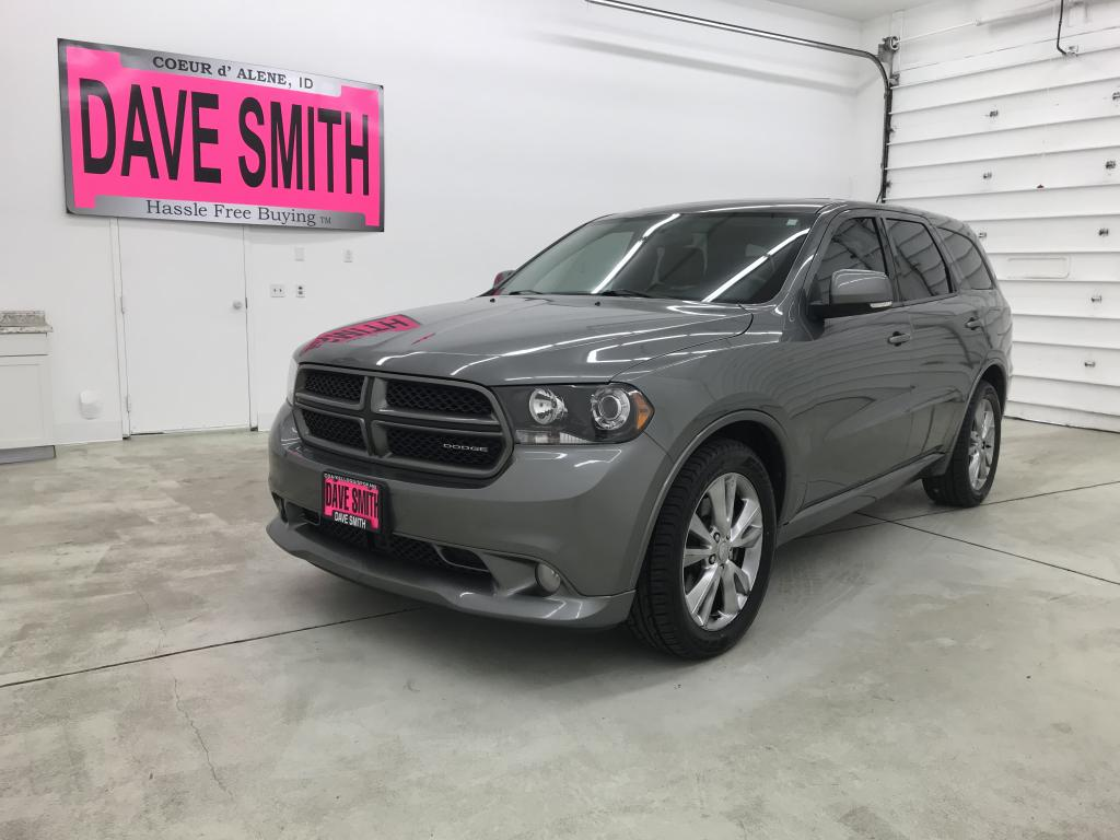 Pre-Owned 2012 Dodge R/T
