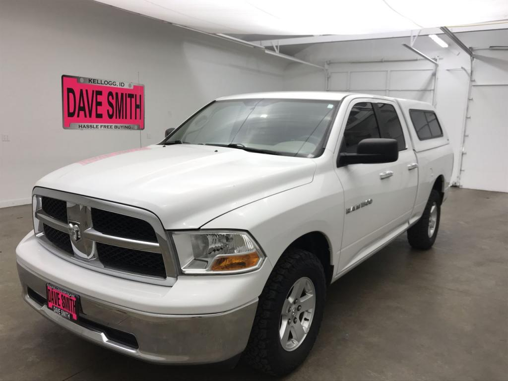 Pre-Owned 2012 Ram SLT Quad Cab Short Box