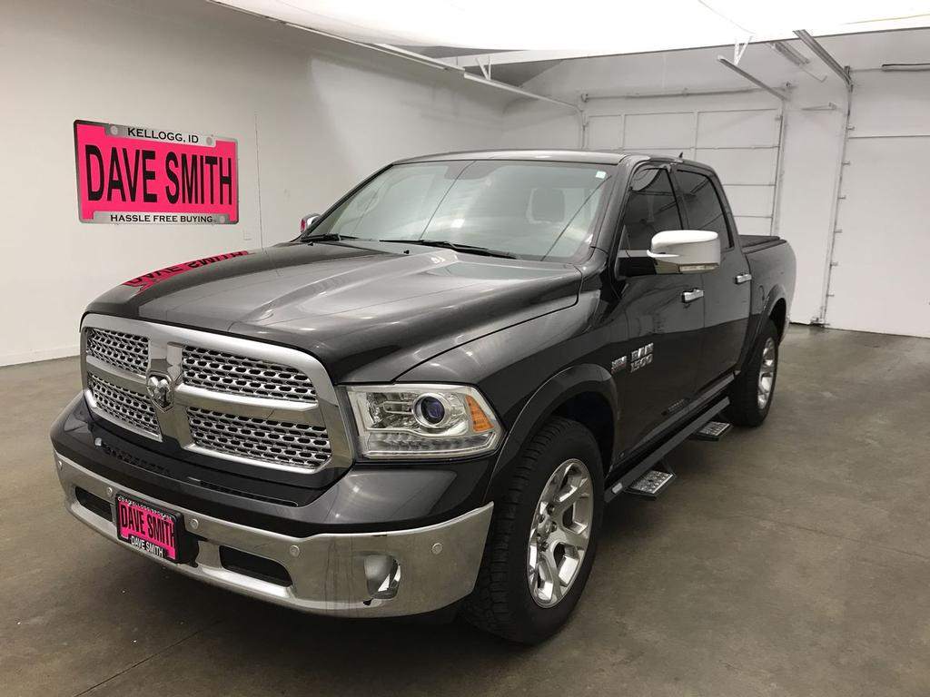 Pre-Owned 2016 Ram Laramie Crew Cab Short Box