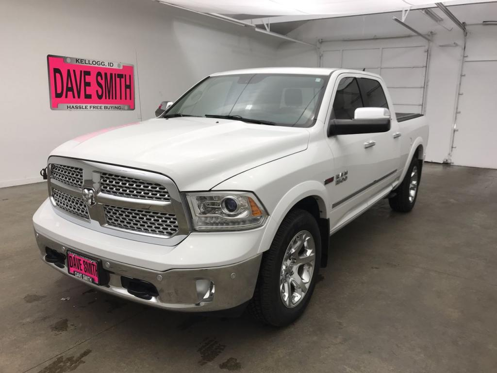 Pre-Owned 2015 Ram Laramie Crew Cab Short Box