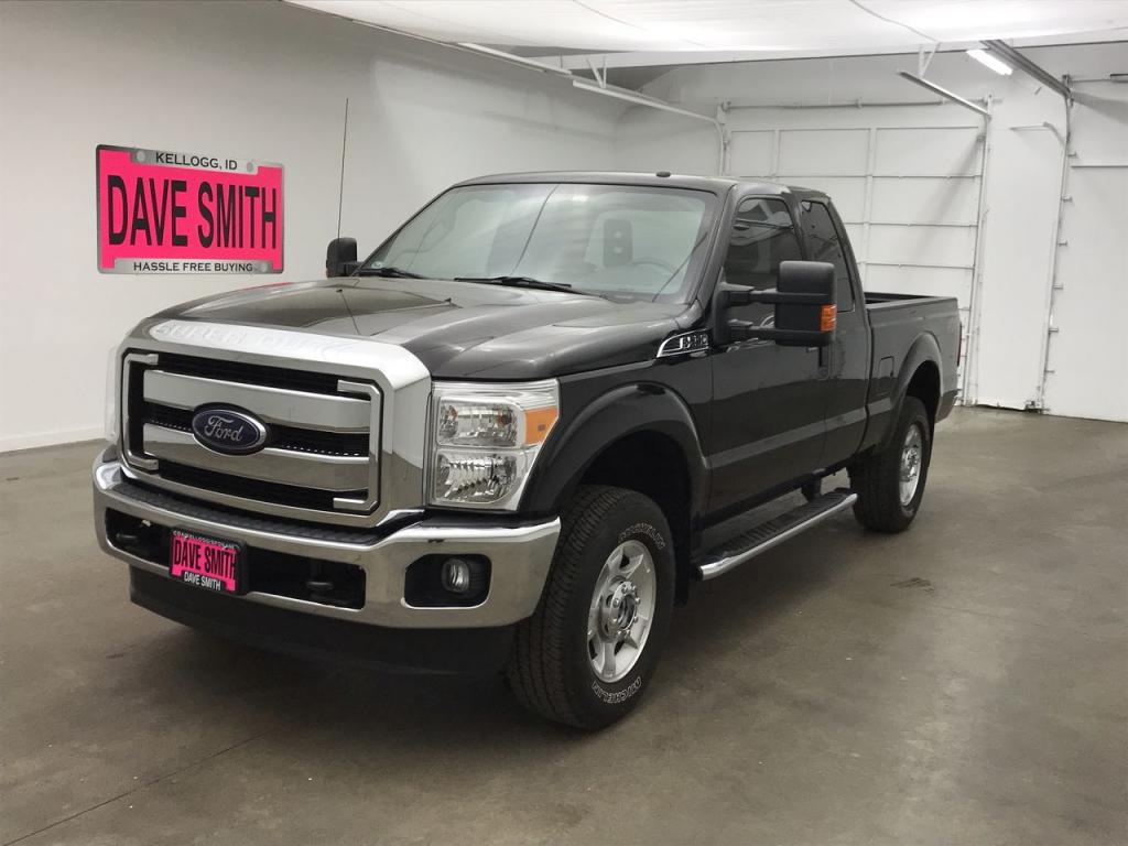 Pre-Owned 2016 Ford XLT Extended Cab Short Box