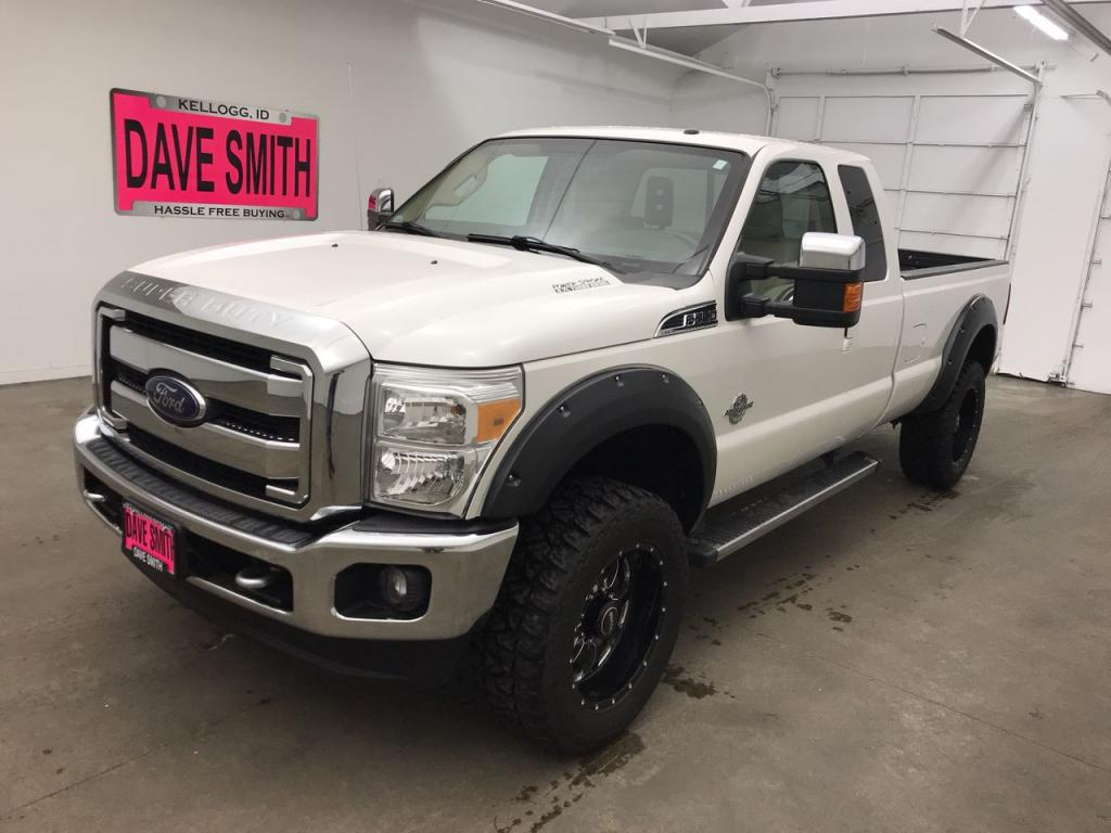 Pre-Owned 2014 Ford Lariat Extended Cab Long Box