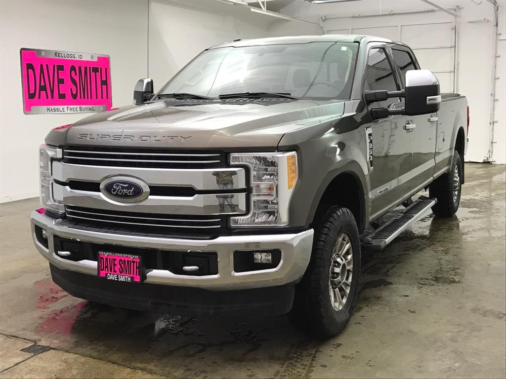 Pre-Owned 2017 Ford Crew Cab Long Box