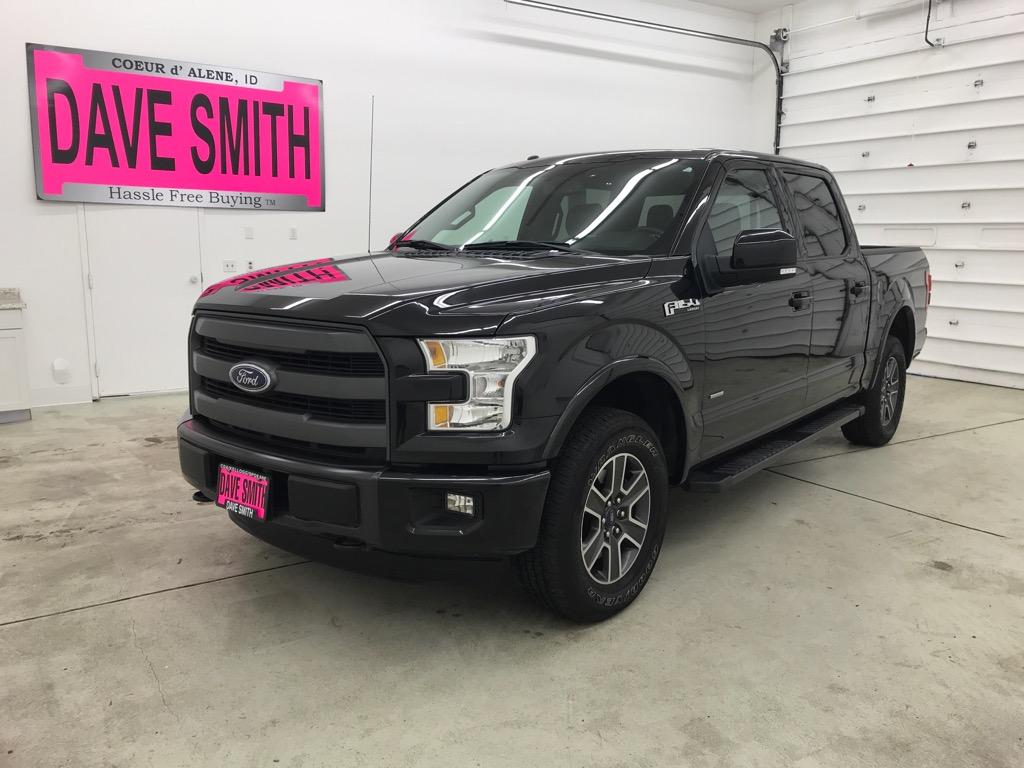 Pre-Owned 2015 Ford Lariat