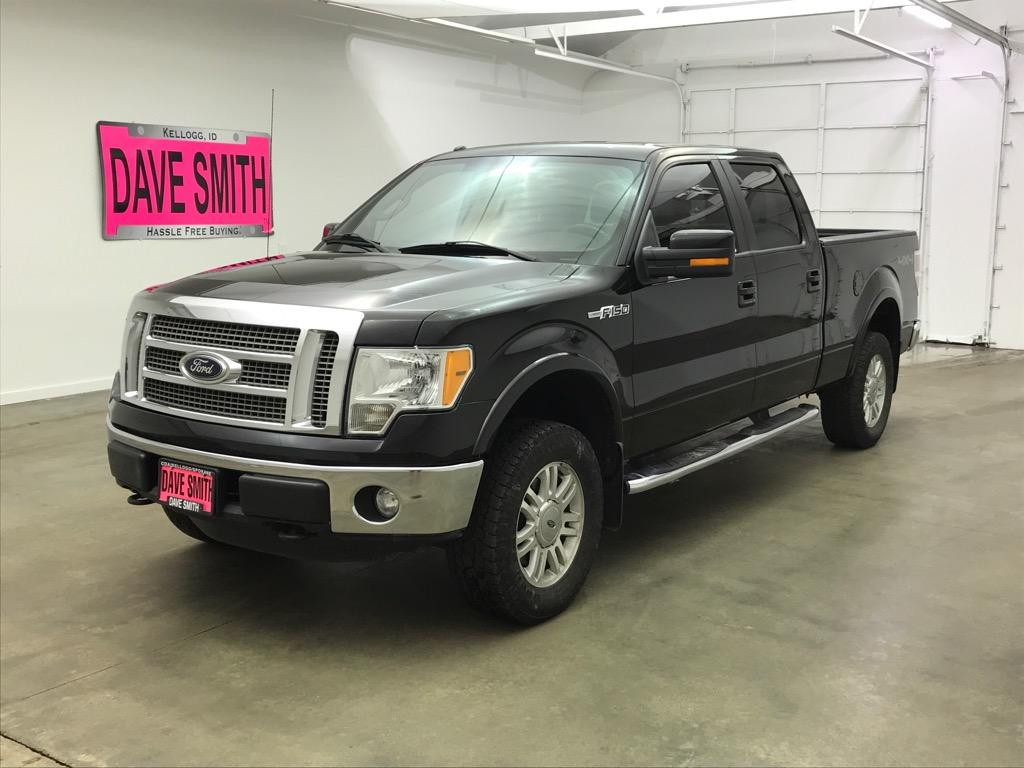 Pre-Owned 2012 Ford
