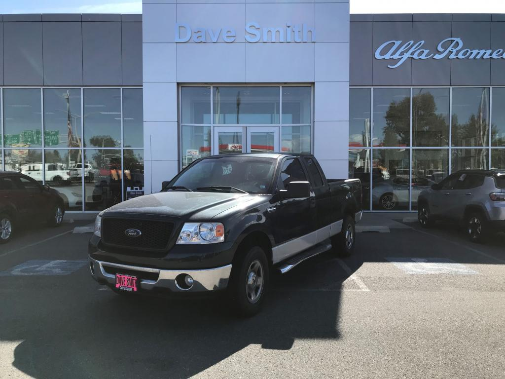Pre-Owned 2006 Ford Extended Cab Short Box