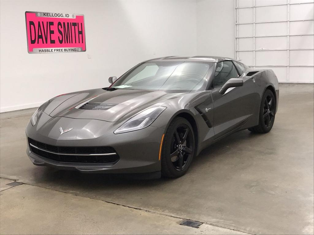 Pre-Owned 2015 Chevrolet Stingray