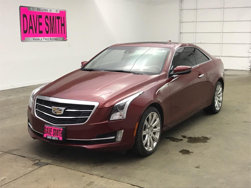 Pre-Owned 2015 Cadillac Performance AWD