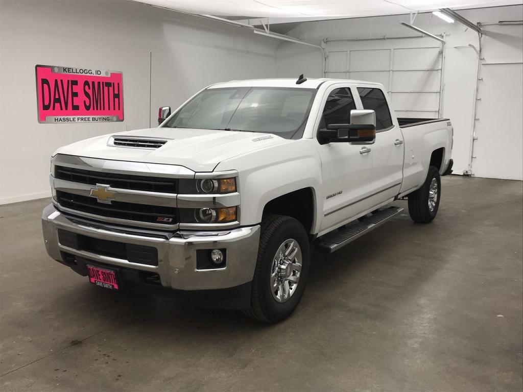 Certified Pre-Owned 2018 Chevrolet LTZ Crew Cab Long Box