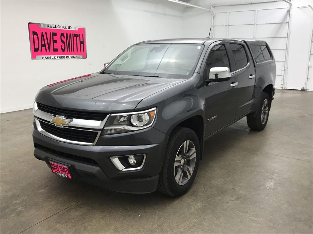 Certified Pre-Owned 2016 Chevrolet LT Crew Cab Short Box