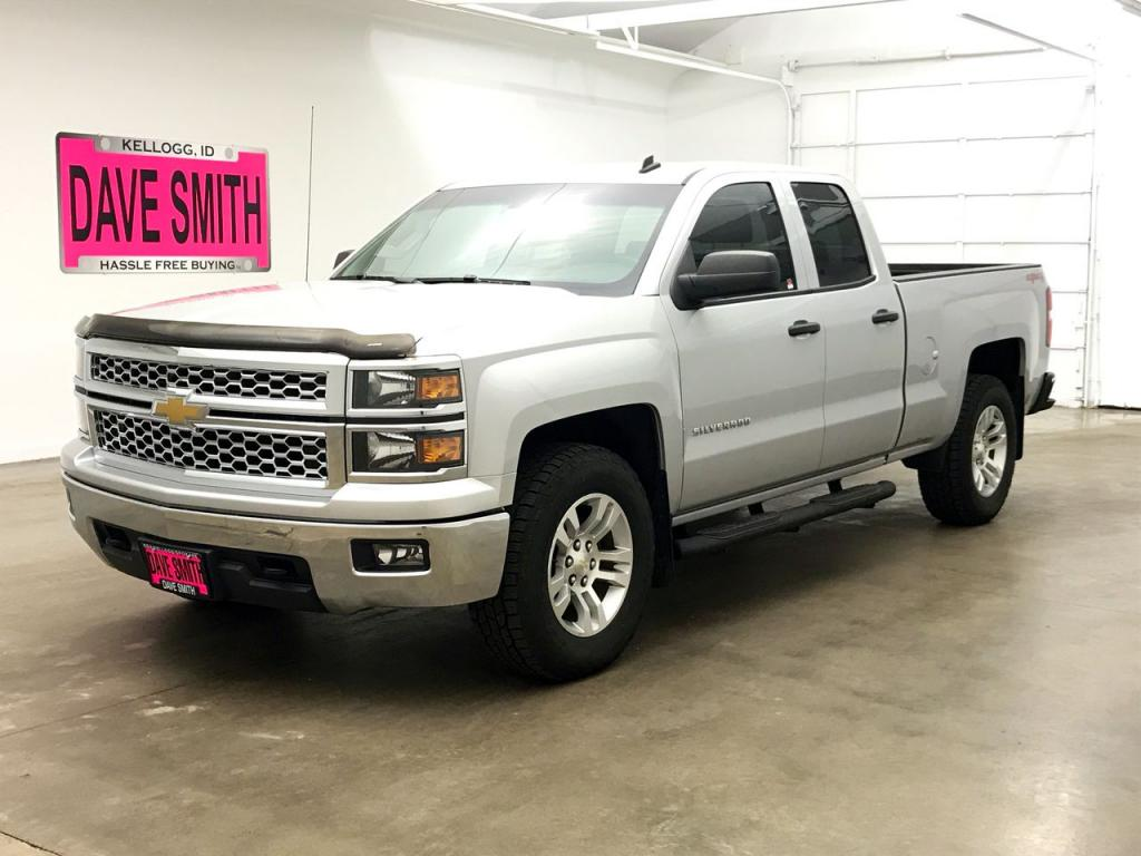 Pre-Owned 2014 Chevrolet LT Crew Cab Short Box