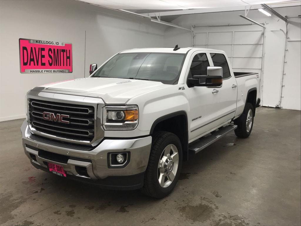 Certified Pre-Owned 2016 GMC SLT Crew Cab Short Box