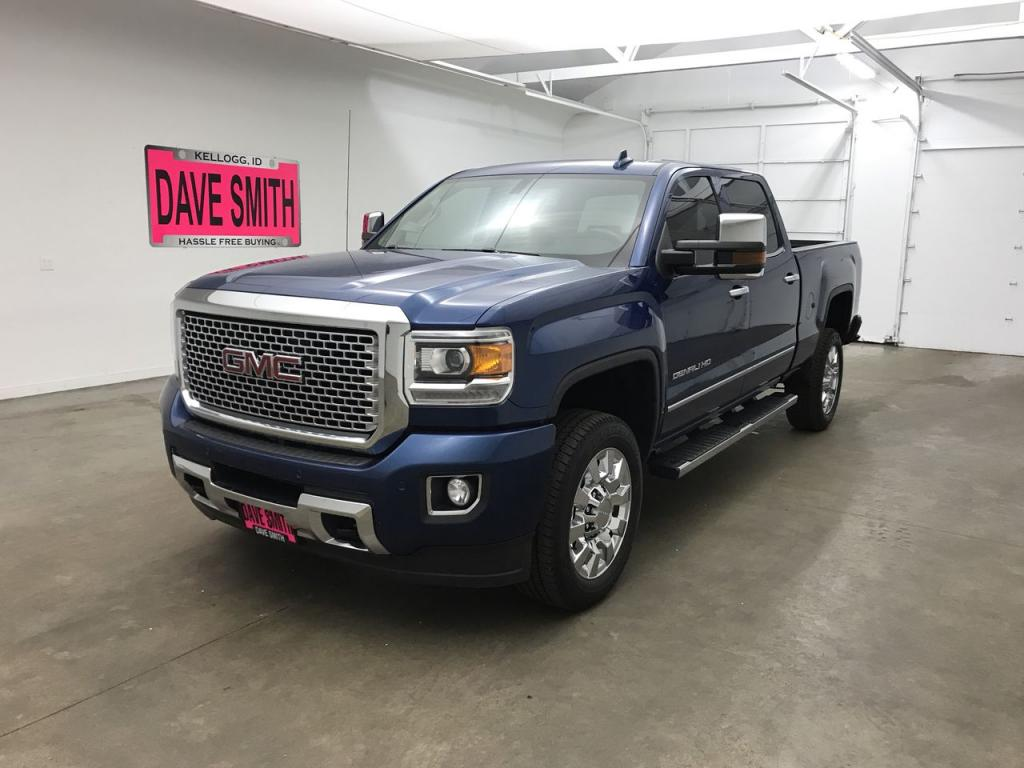 Certified Pre-Owned 2016 GMC Denali Crew Cab Short Box