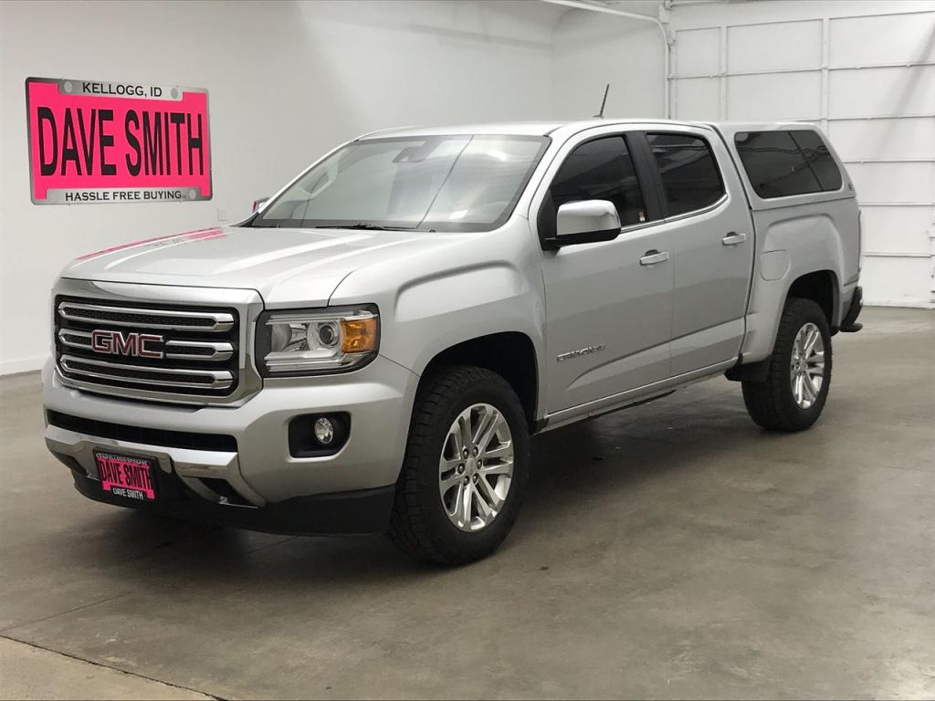 Pre-Owned 2016 GMC SLT Crew Cab Short Box