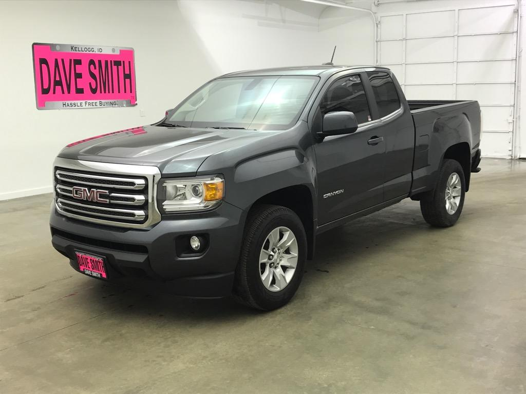 Pre-Owned 2016 GMC SLE Extended Cab Short Box