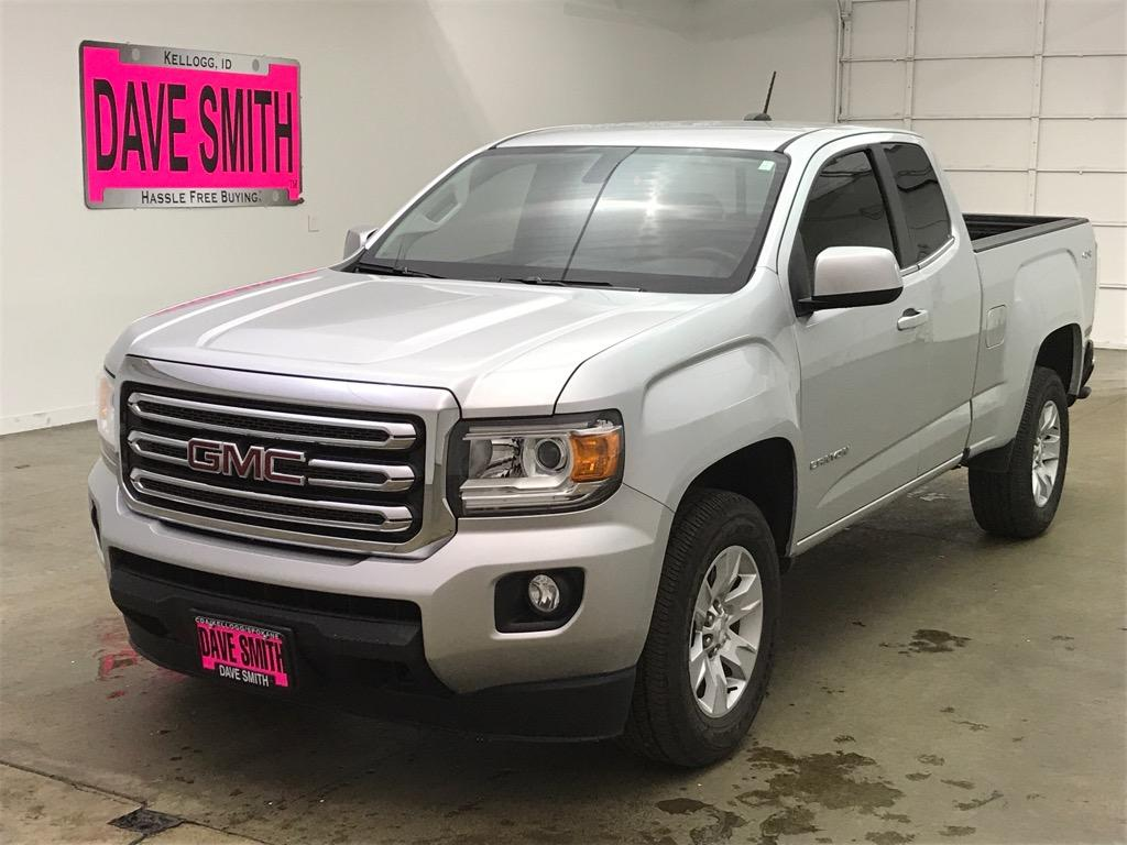 Certified Pre-Owned 2016 GMC 4WD SLE