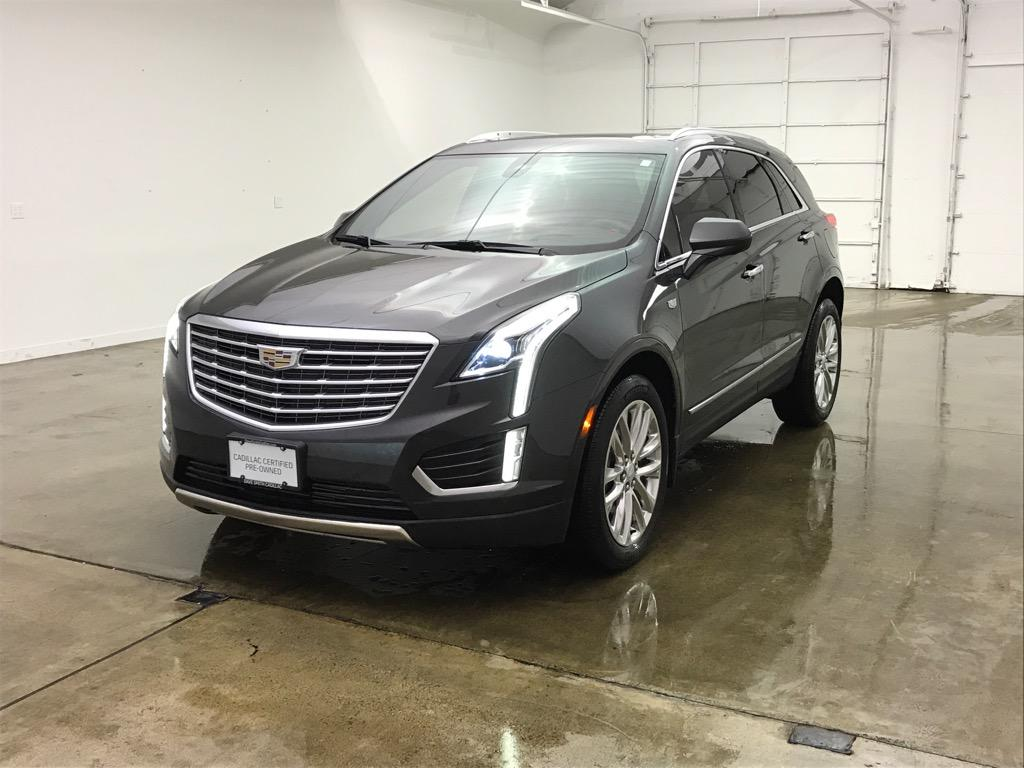 Certified Pre-Owned 2017 Cadillac Platinum AWD