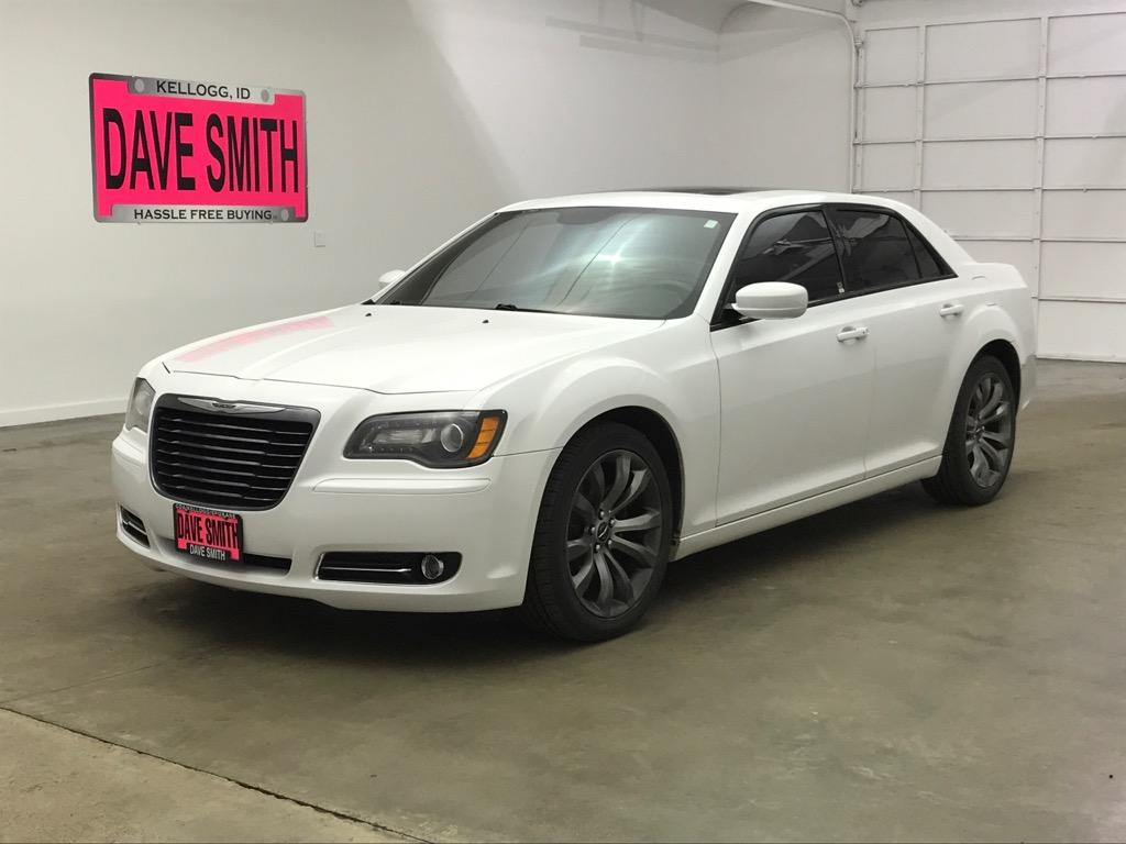 Pre-Owned 2014 Chrysler Base