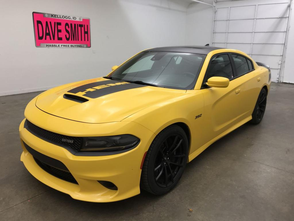Certified Pre-Owned 2017 Dodge Daytona 392
