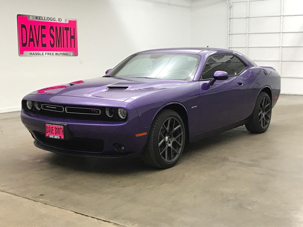 Certified Pre-Owned 2016 Dodge R/T