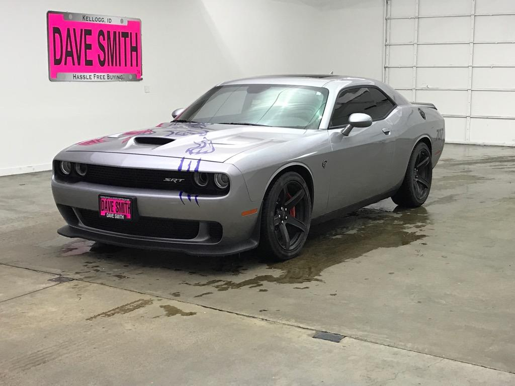Pre Owned 2017 Dodge Srt Hellcat