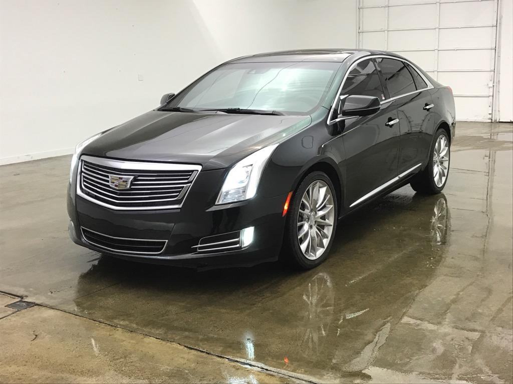 Certified Pre-Owned 2016 Cadillac Platinum