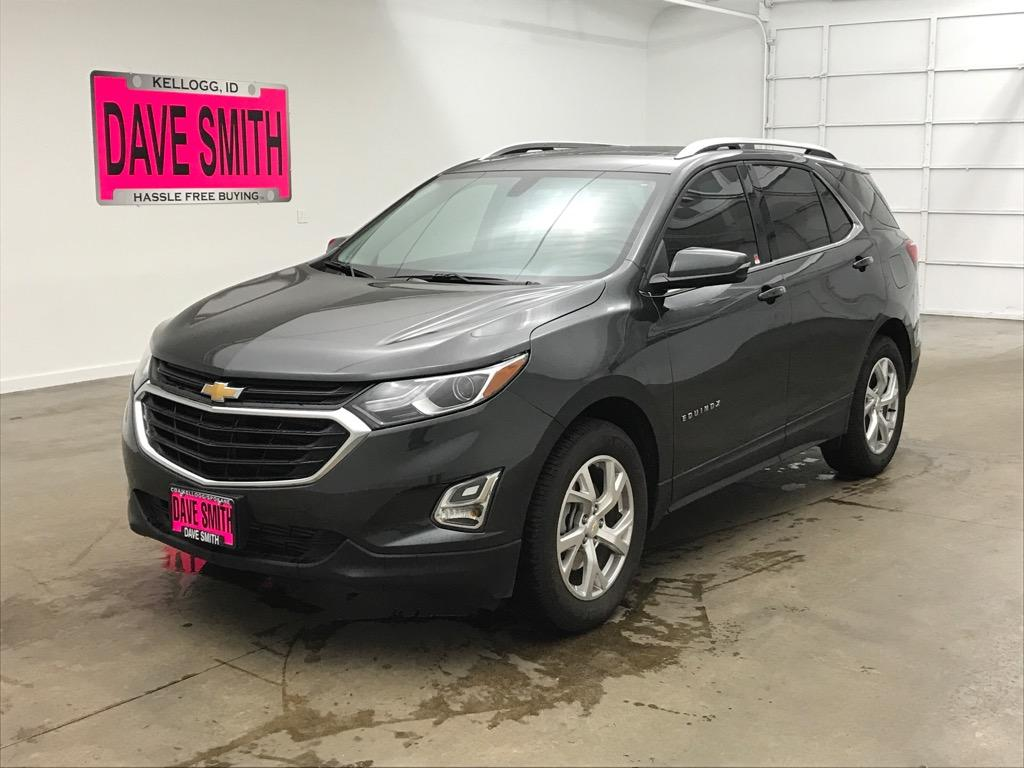 Certified Pre-Owned 2018 Chevrolet LT