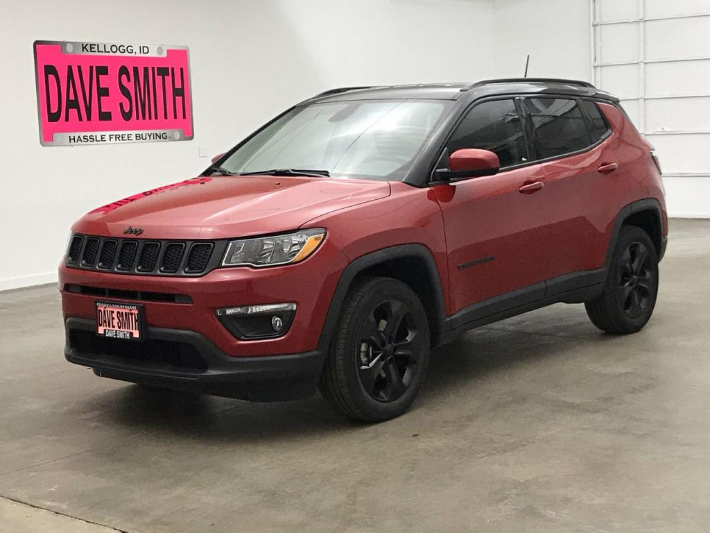 Pre-Owned 2019 Jeep Altitude