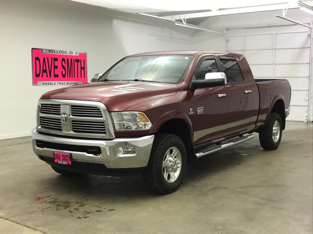Pre-Owned 2012 Ram Laramie Mega Cab Short Box