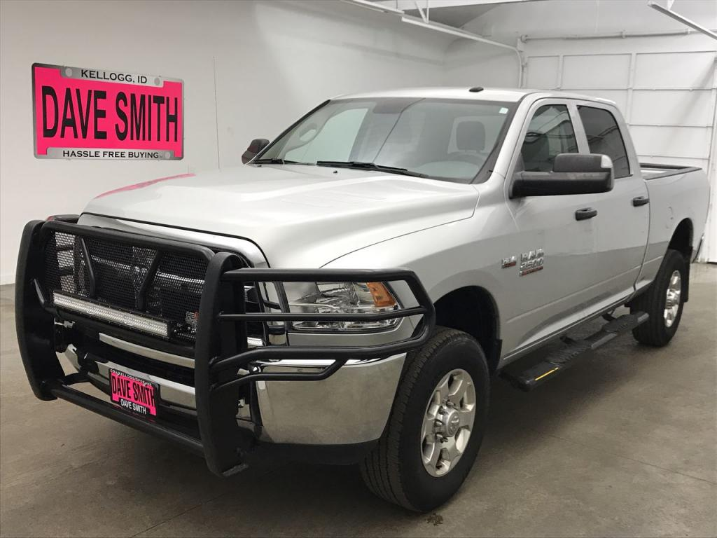 Pre-Owned 2017 Ram Tradesman Crew Cab Short Box
