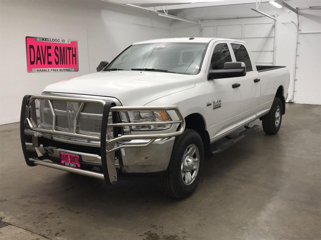 Certified Pre-Owned 2018 Ram Tradesman Crew Cab Long Box