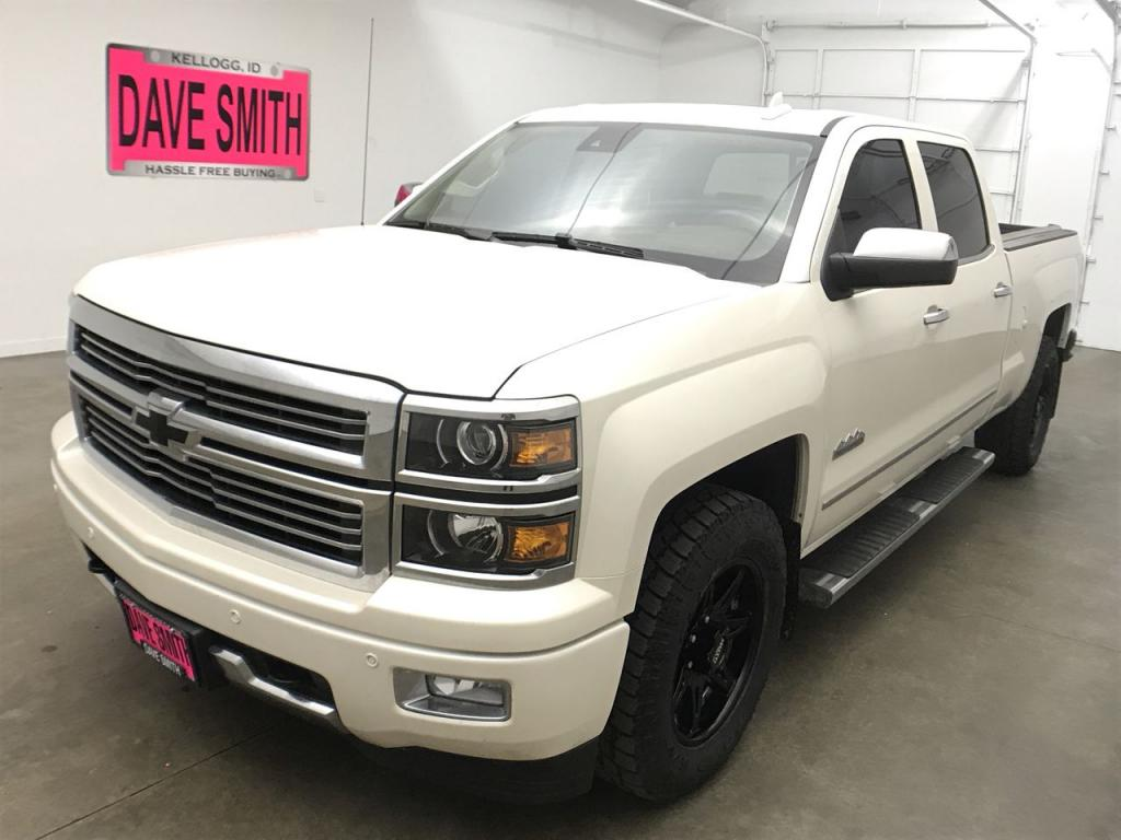 Pre-Owned 2015 Chevrolet High Country Crew Cab Short Box