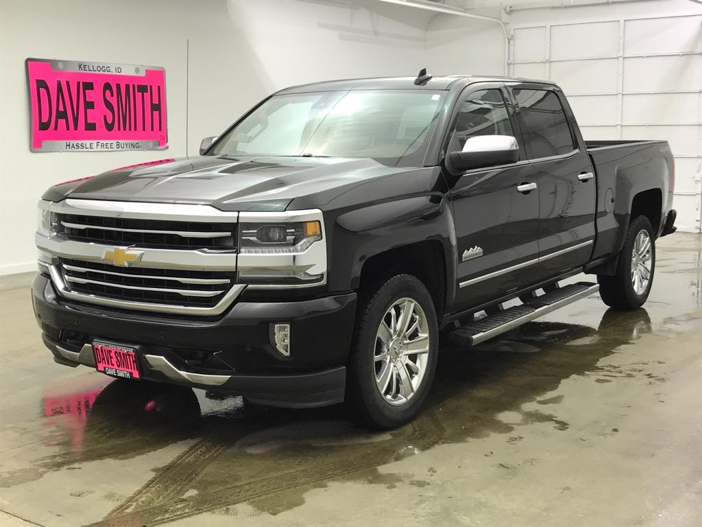 Pre-Owned 2016 Chevrolet High Country Crew Cab Short Box