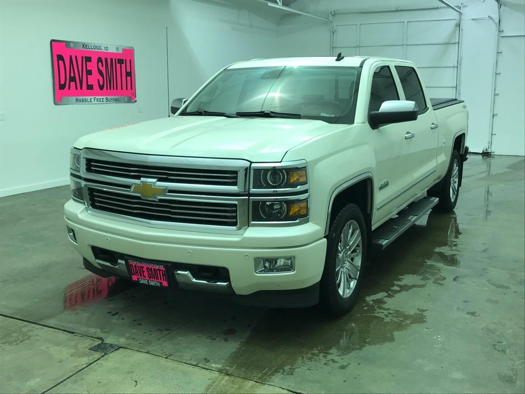 Pre-Owned 2014 Chevrolet High Country Crew Cab Short Box