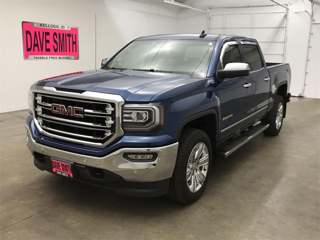 Certified Pre-Owned 2018 GMC SLT Crew Cab Short Box