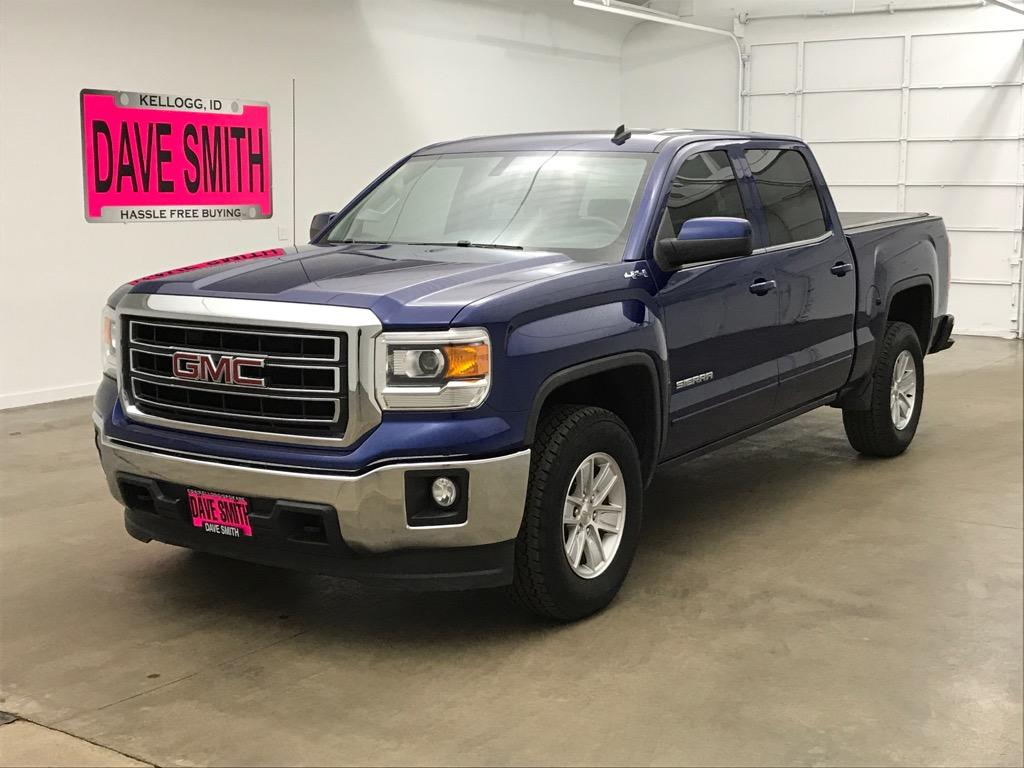 Pre-Owned 2014 GMC SLE Crew Cab Short Box