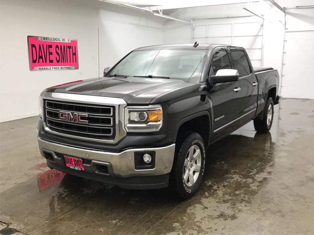 Pre-Owned 2014 GMC SLT