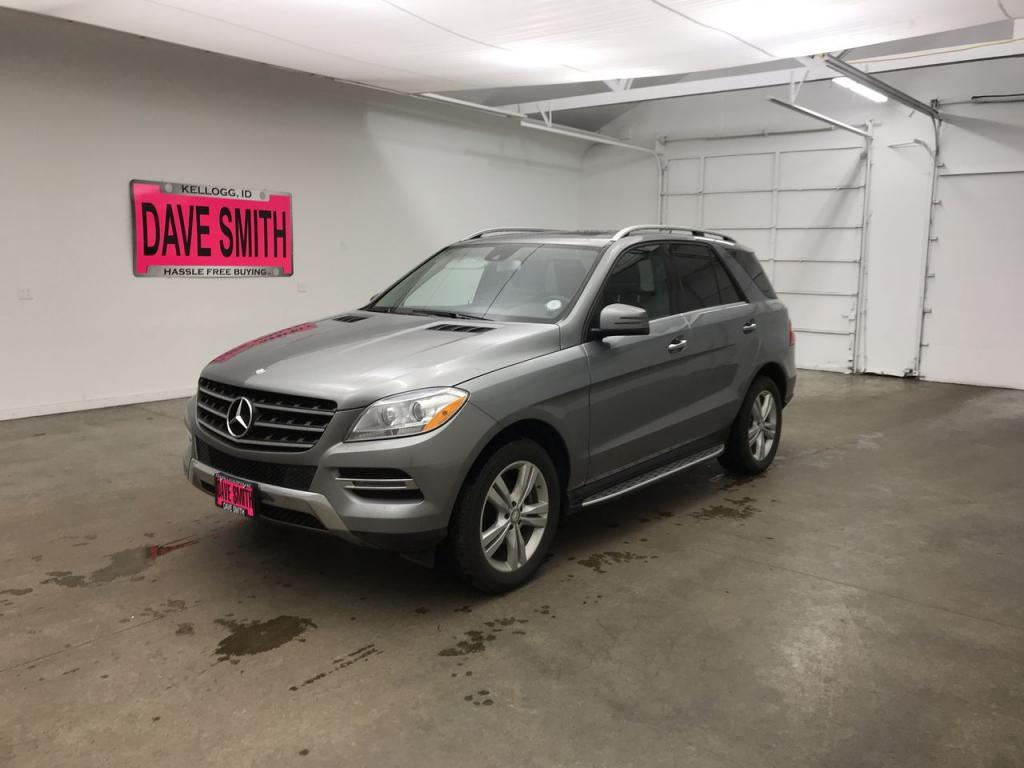 Pre-Owned 2013 Mercedes-Benz ML 350 4Matic