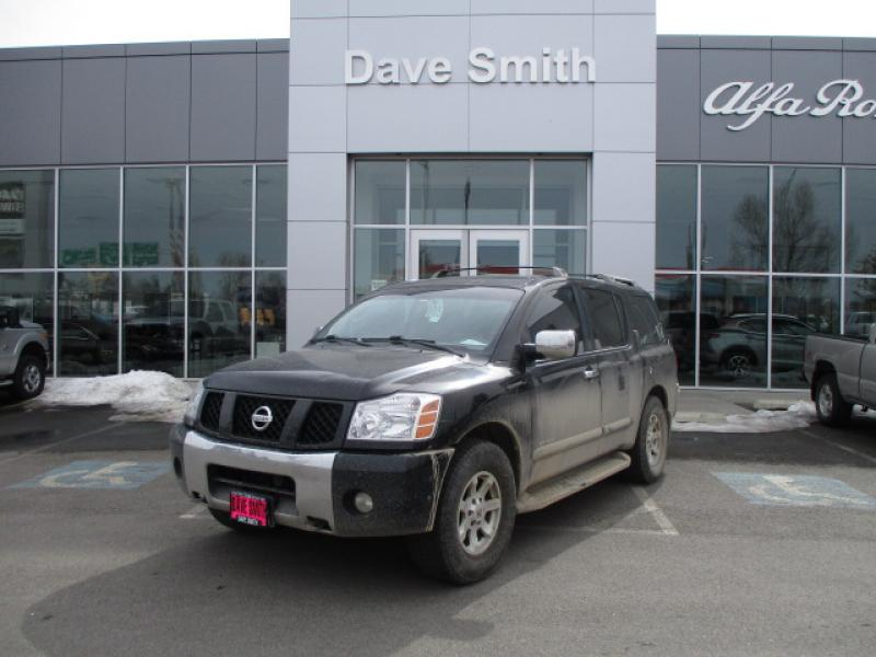 Pre-Owned 2004 Nissan SE Off-Road