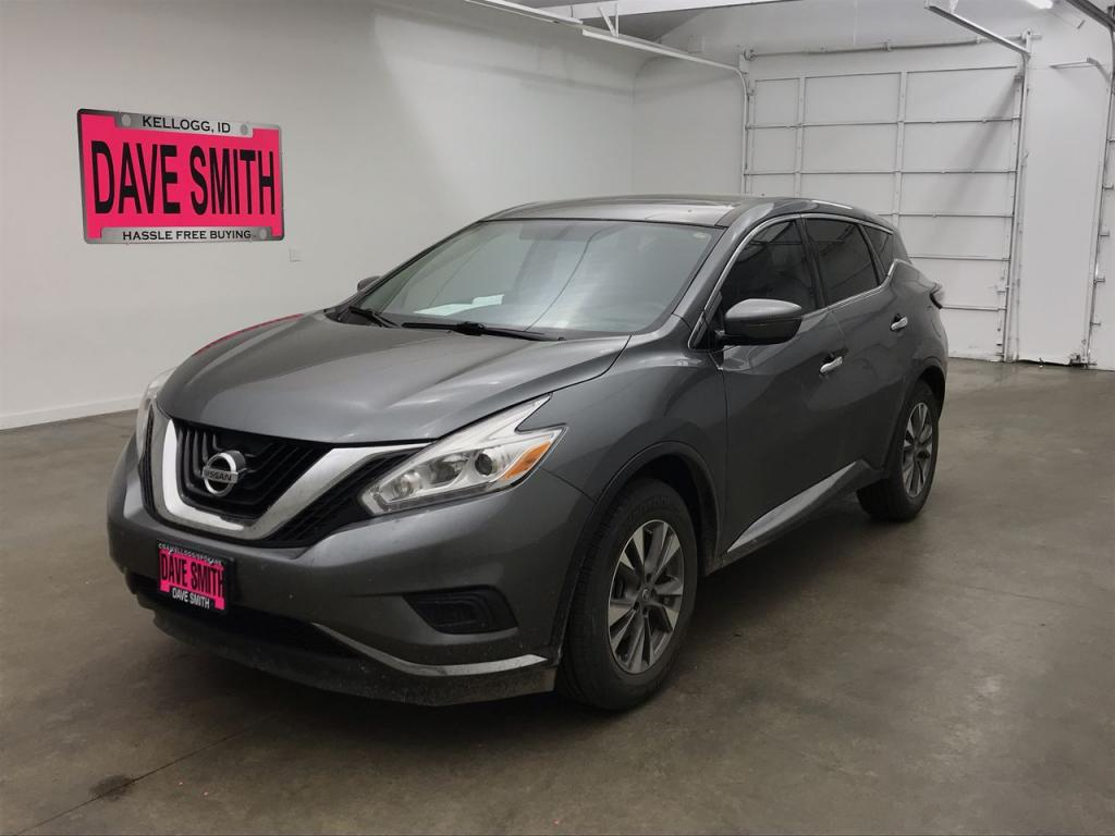 Pre-Owned 2016 Nissan S
