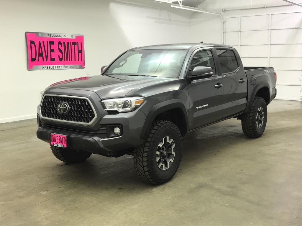 Pre-Owned 2018 Toyota TRD Double Cab Short Box
