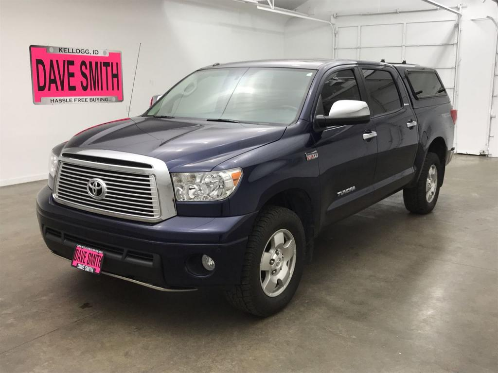 Pre-Owned 2013 Toyota LTD