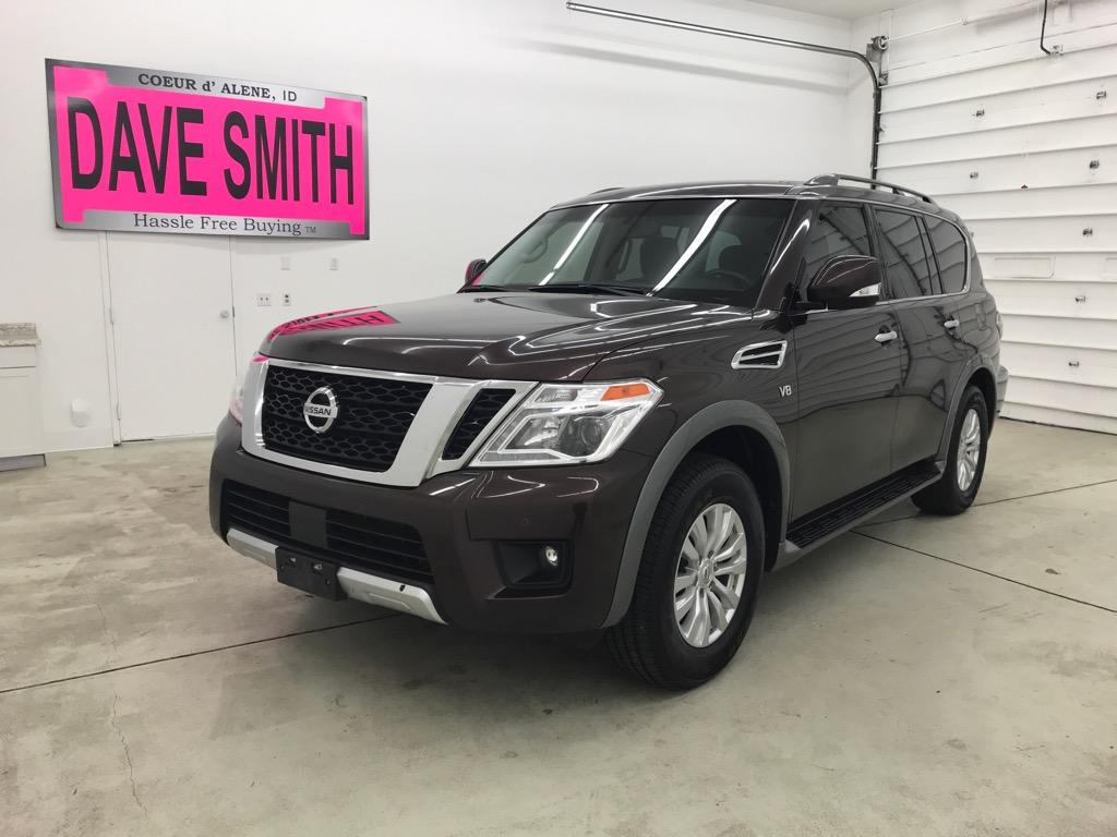 Pre-Owned 2018 Nissan SV