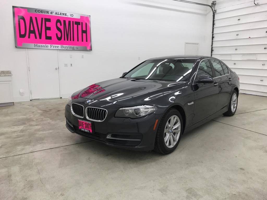 Pre-Owned 2014 BMW 528I