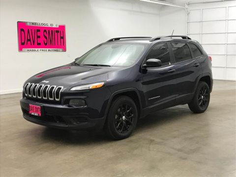 Certified Pre-Owned 2016 Jeep Sport