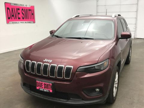 Pre-Owned 2019 Jeep Latitude