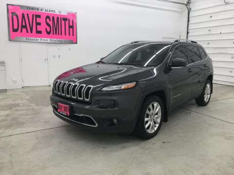 Pre-Owned 2016 Jeep Limited